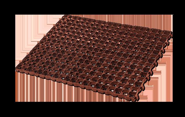 ECORASTER TE40 XXL – Die Lösung für große Flächen
