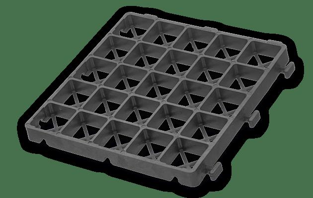 ECORASTER X30 – das Landwirtschaftsgitter