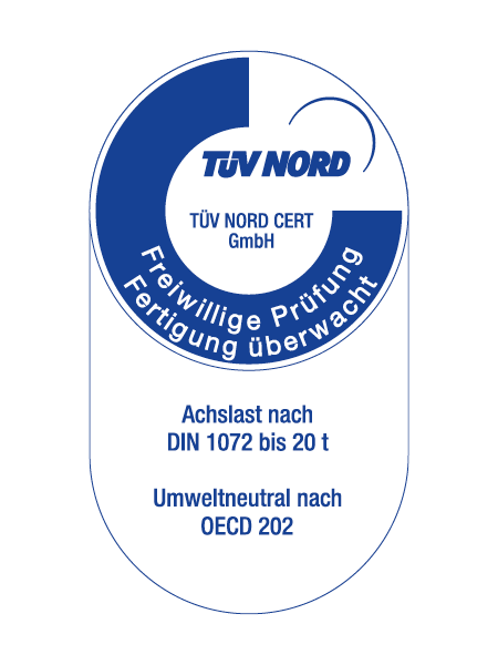 [Translate to Englisch:] TÜV Nord DIN 1072