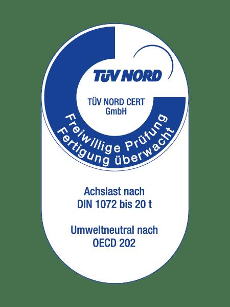 TÜV Nord DIN 1072