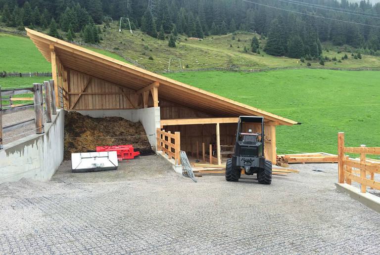 Familie Leichtfried – Zufahrt