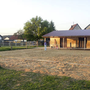 Familienhof in Anhausen – Paddockboden